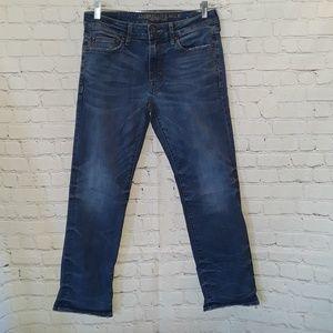 Men's AEO original straight denim jeans size 30x30